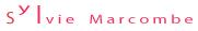 le logo de sylvie marcombe